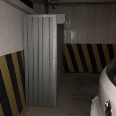 Роллетный шкаф для подземного паркинга в Симферополе 08