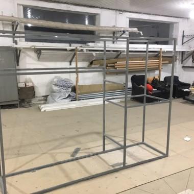 Роллетный шкаф для подземного паркинга в Симферополе 02