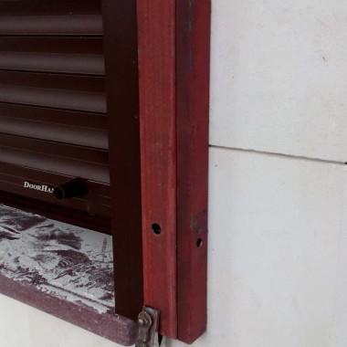 Установка экструдированных роллет с обваркой металлом в Массандре 13