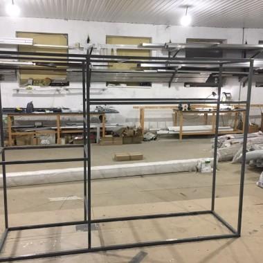 Роллетный шкаф для подземного паркинга в Симферополе 01