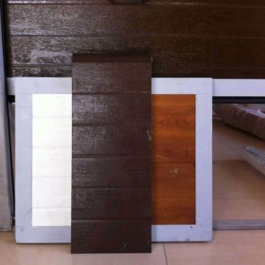 Образец ворот ДорХан в офисе 05