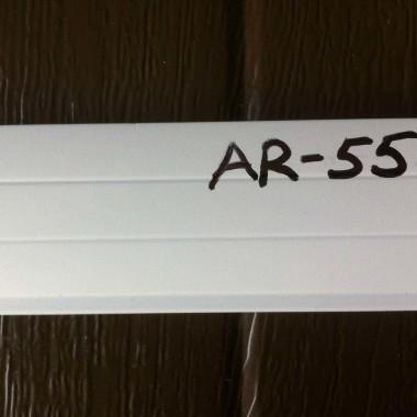 Пример профиля, из которого мы собираем защитные роллеты 07