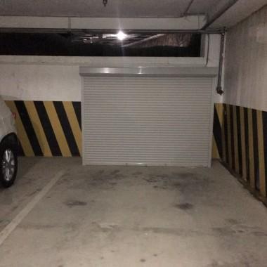 Роллетный шкаф для подземного паркинга в Симферополе 04