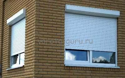 Защитные роллеты в Ялте и Алуште сегодня заменили традиционные решетки и ставни, оказавшись хорошей защитой для окон